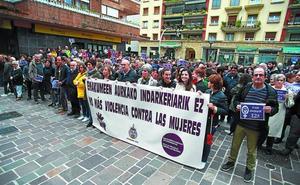 El 67% de las sentencias por violencia machista en Gipuzkoa son condenatorias