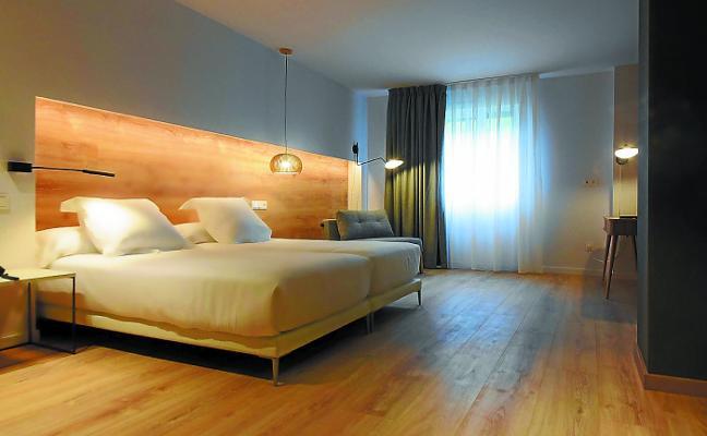 El nuevo hotel de Tolosa se inaugura el lunes