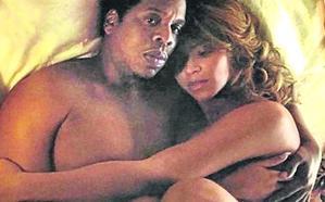 Beyoncé y Jay Z venden su último disco en pelotas