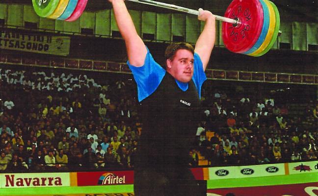 Los clubes Indarra y Danena homenajean hoy en Zizurkil al olímpico fallecido Jon Tecedor