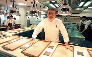 Andoni Luis Aduriz, Premio Nacional de Gastronomía Saludable
