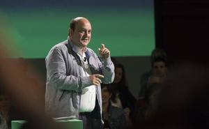 Ortuzar felicita al PNV guipuzcoano por «hacer realidad otra Gipuzkoa»