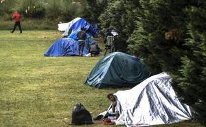 Un sindicato policial considera que Euskadi puede ser «un nuevo Calais» al dispararse la llegada de inmigrantes