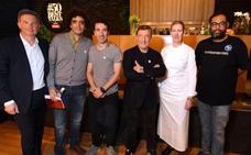 Los chefs velan armas en Donostia