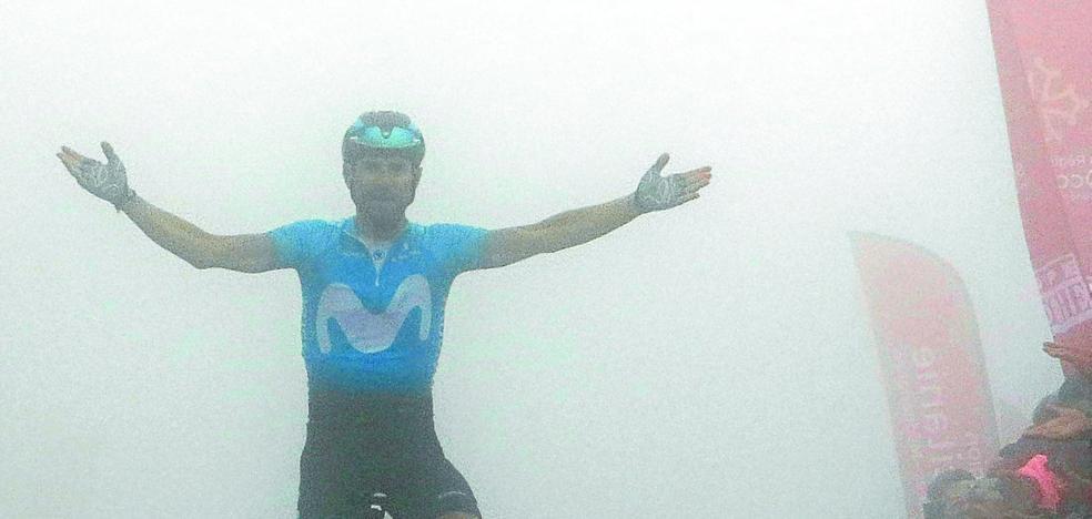 Valverde, un gorila entre la niebla