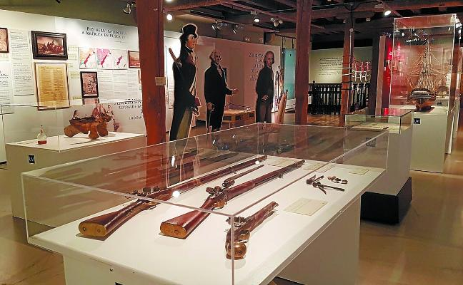 Armas vascas en la Independencia americana