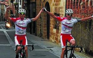 El oñatiarra Xabier Murgiondo gana el Campeonato de Euskadi en Segura