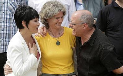 Reyes Carrere defiende una San Sebastián «equilibrada y feminista» en su presentación como candidata de EH Bildu a la alcaldía