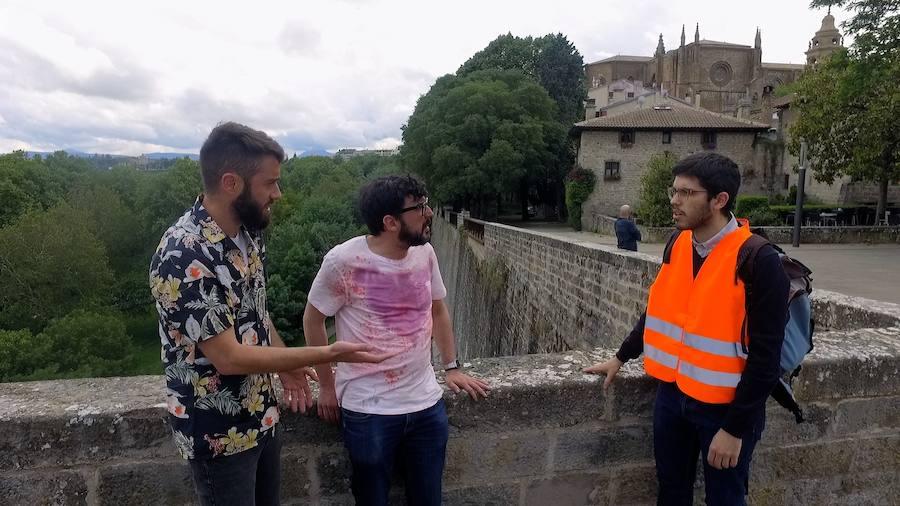Iruñea, 'Herri City' denboraldiko azken bisita