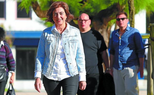 Cristina Uriarte: «Espero que la ministra Celaá evite al menos los aspectos más perjudiciales de la Lomce»