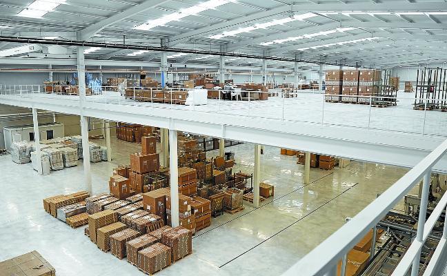 Muebles Stua apuntala su crecimiento con una nueva planta en Astigarraga
