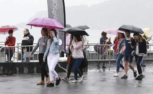 Cantando bajo la lluvia para entrar en Operación Triunfo