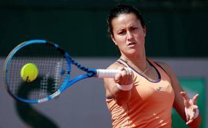 Lara Arruabarrena y Carla Suárez, duelo en el Mallorca Open