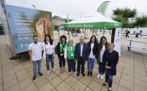 Euskadi registró 263 casos de melanoma en 2017 a causa del sol