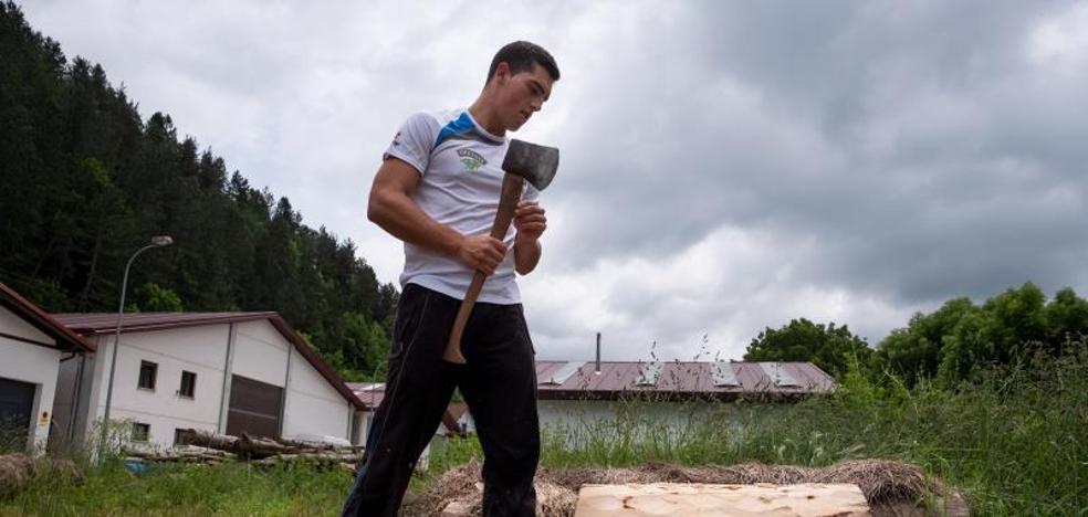 Iker Vicente: «Para destronar a Atutxa todavía hay que trabajar mucho»