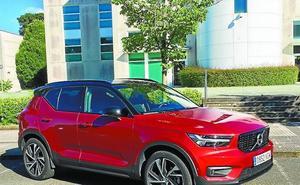 Volvo confirma su éxito con el XC40