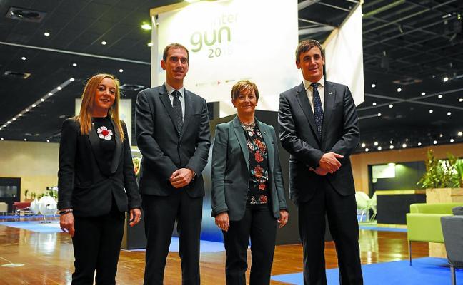 Euskadi busca negocio en una Italia con una industria similar a la vasca