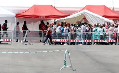 Veinte inmigrantes del 'Aquarius' llegarán en breve a Gipuzkoa de forma escalonada