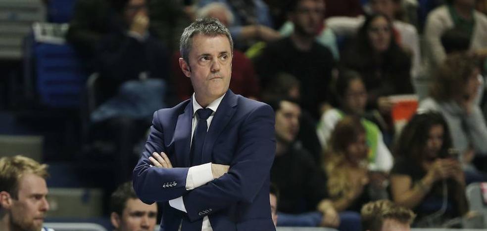 Fisac asegura que «fue muy fácil conversar con el Zaragoza»
