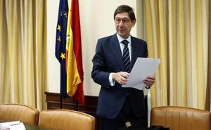 Goirigolzarri admite que «no es buen momento» para privatizar Bankia