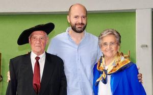Euxebi Errasti y 'Paiko', protagonistas del día de homenaje a los jubilados