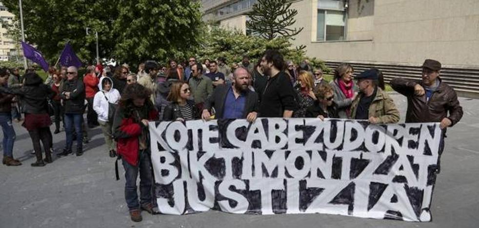 Caso Kote Cabezudo: Donostia debate si ofrece sus recursos a las presuntas víctimas de Kote Cabezudo