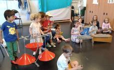 El Taller de Música del Orfeón organiza dos jornadas de puertas abiertas en sus aulas