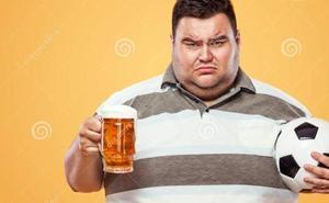 Cuidado con tu dieta durante el Mundial, puedes engordar hasta 5 kilos