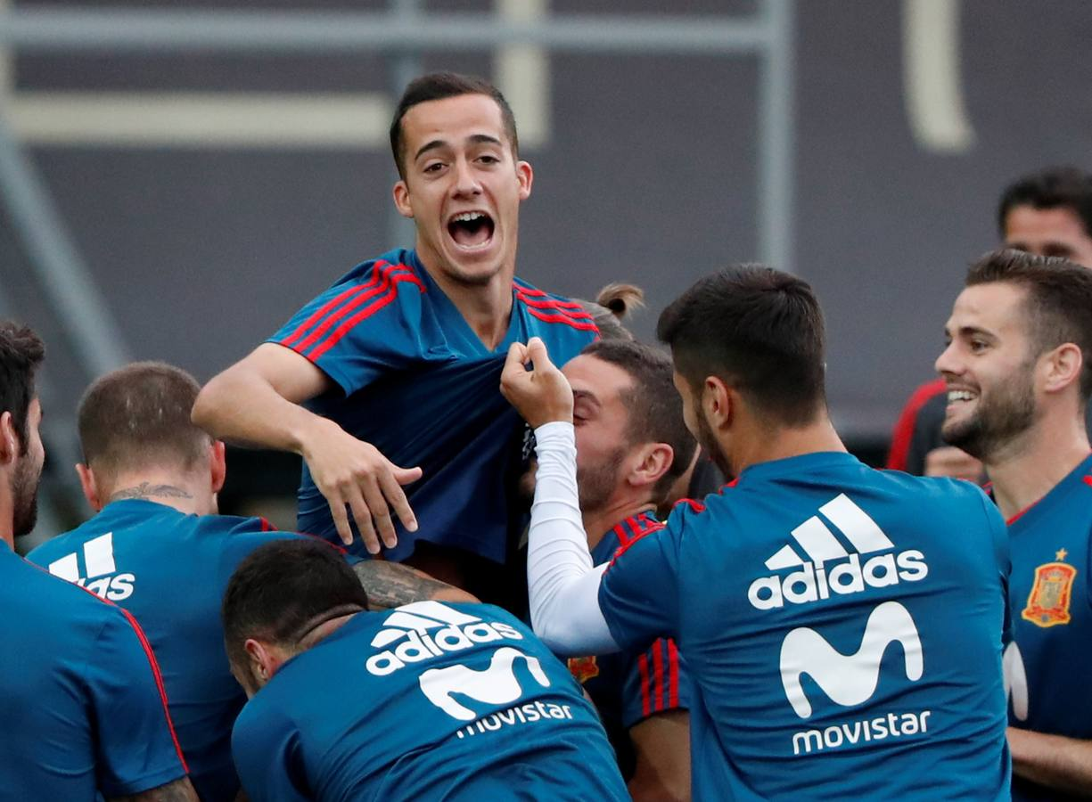 Lucas Vázquez: «Lopetegui nos dijo que nos dejásemos de tonterías y ganásemos el Mundial»