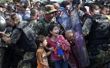Miradas de refugiados