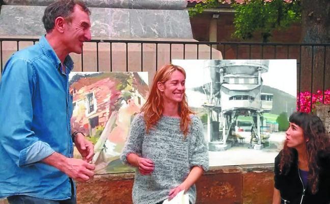 Entregados los premios del XI concurso de pintura al aire libre