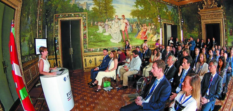 La Spri abre una oficina en Milán para ayudar a la empresa vasca a 'conquistar' Italia