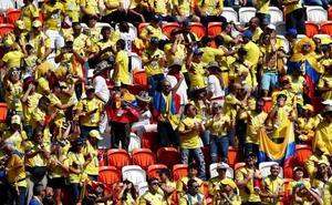 Lluvia de críticas al comportamiento de la afición colombiana