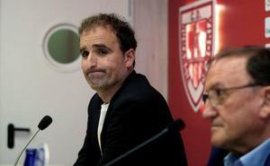Jagoba Arrasate, nuevo entrenador de Osasuna