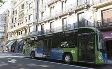 Los autobuses de San Sebastián amplían horarios y habrá búhos hasta las 4 los fines de semana