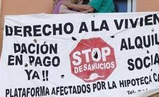 Stop Desahucios de Gipuzkoa ha logrado 32 carencias de hipotecas en dos años