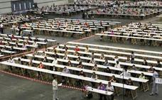 Un total de 345 aspirantes realizarán mañana la primera prueba de la OPE de Educación