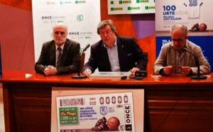 La ONCE y la Federación Guipuzcoana de Fútbol unen sus suertes