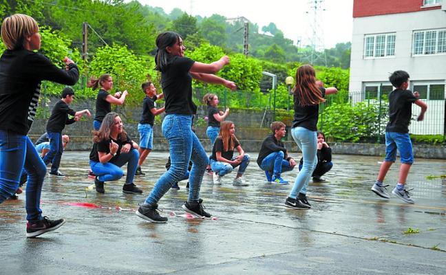 Los alumnos de Presentación de María celebraron con diversas actividades el festival de fin de curso