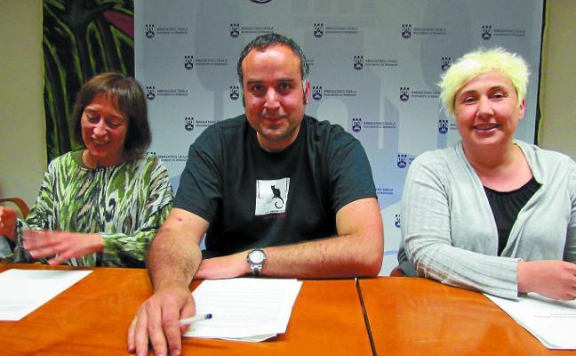 EH Bildu rechaza armar a la Policía Municipal y pide un modelo propio