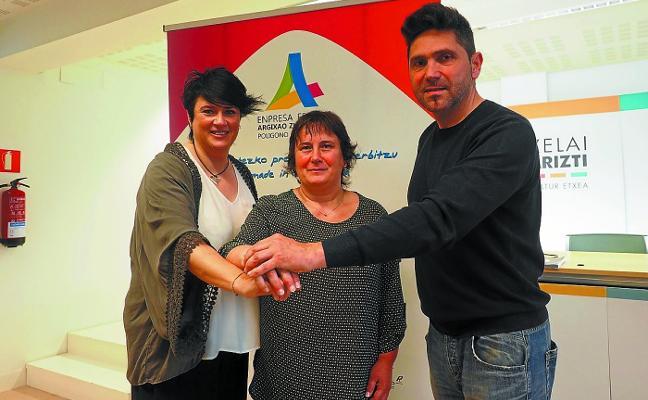El Ayuntamiento invertirá 200.000 euros en el polígono industrial Argixao