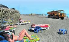 Una costa sin preparar para el verano