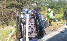 Fallece Mikel Biain, párroco de Zumaia, en un accidente de tráfico en Navarra