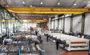 Las exportaciones guipuzcoanas caen un 0,5% en abril por el descenso de los bienes de equipo