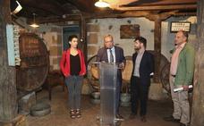 Euskadi quiere consolidar las sidrerías como un recurso turístico y cultural, no solo gastronómico