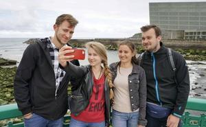 La llegada de turistas a Gipuzkoa crece un 9% en mayo
