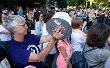Miles de personas se manifiestan en Gipuzkoa contra la libertad provisional para 'La Manada'