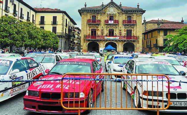 Fiesta del motor mañana en Udana