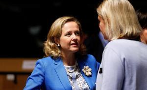 El Eurogrupo ovaciona a Calviño pero pide esfuerzos fiscales «significativos»