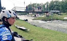 Chourraut y Goikoetxea pasan a segunda ronda en el circuito mundial de aguas bravas